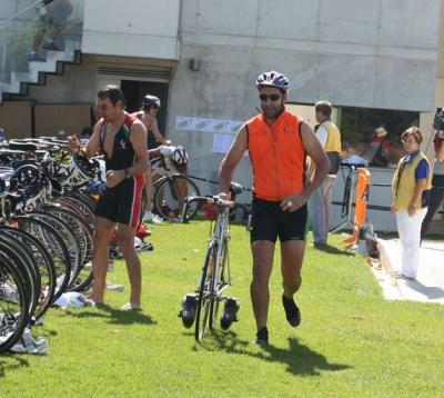 Urretxu triatloi taldea for Piscinas mutilva